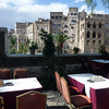 Dawood Hotel, Sanaa, Yemen (terrace)
