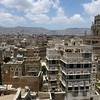Dawood Hotel, Sanaa, Yemen (roof view)