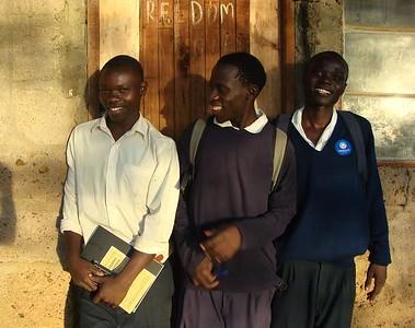 Yes We Did! (Election Celebration, Kogelo, Kenya)