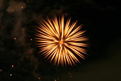 Yodogawa Fireworks Display 2012