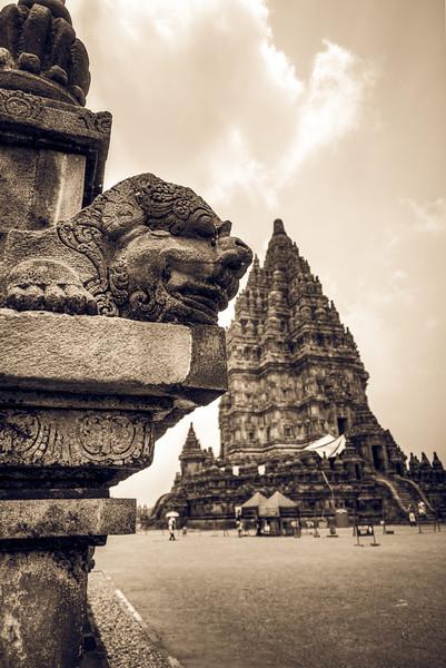 The Temple Corner