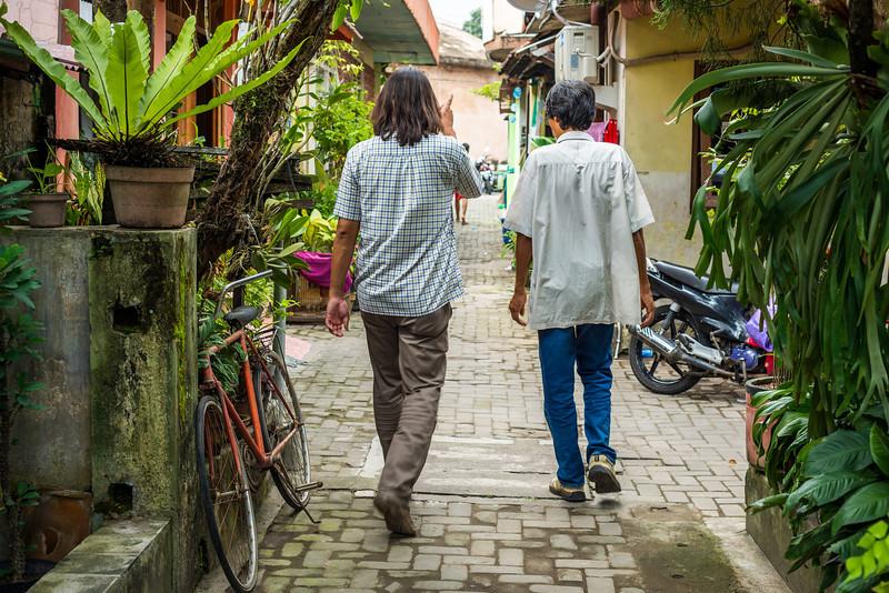 Walk Around the Village