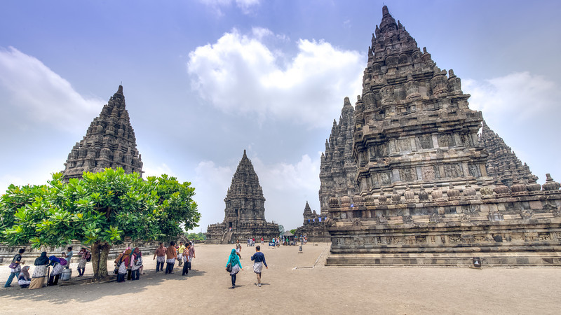 Lots of Temples