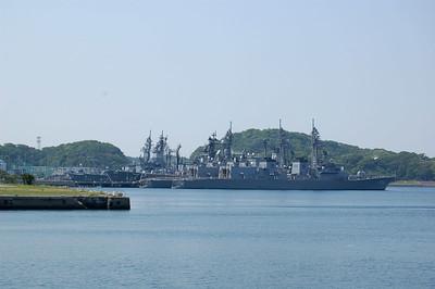 Yokosuka Destroyer Row