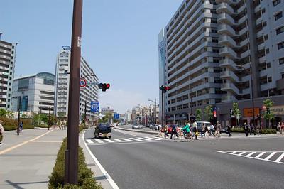 Yokosuka main street