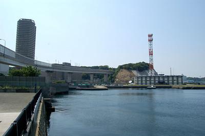 Yokosuka boardwalk