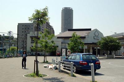 Yokosuka train station