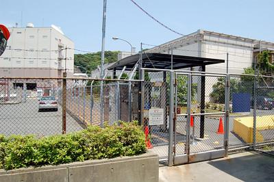 Old Base Main Gate