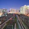 Yongsan Station at Night :