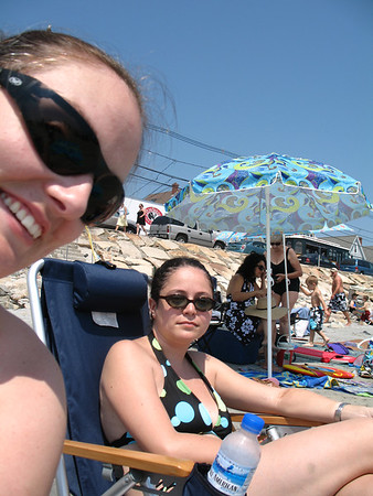 York Beach July 2007