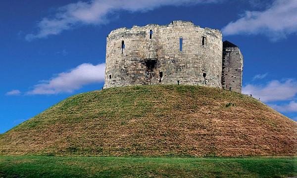 Clifford's Tower York England - Jun 1996