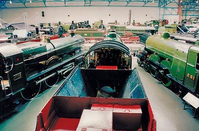 National Railway Museum York England - Jun 1996