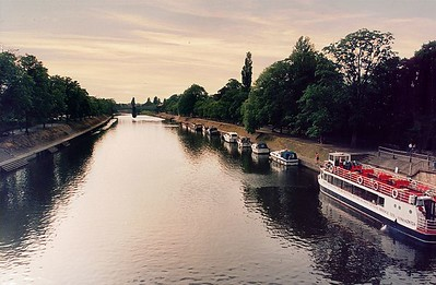 Canal York England - Jun 1996