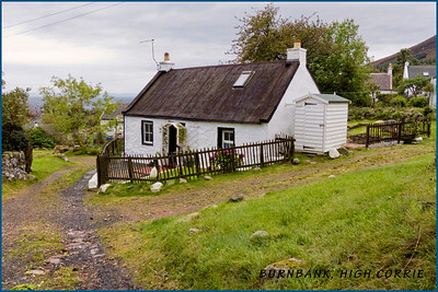Burnbank, High Corrie, Isle of Arran
