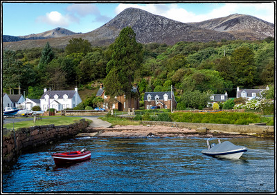 Sam's Cottage, Corrie, Isle of Arran