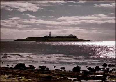 Pladda off The Isle of Arran