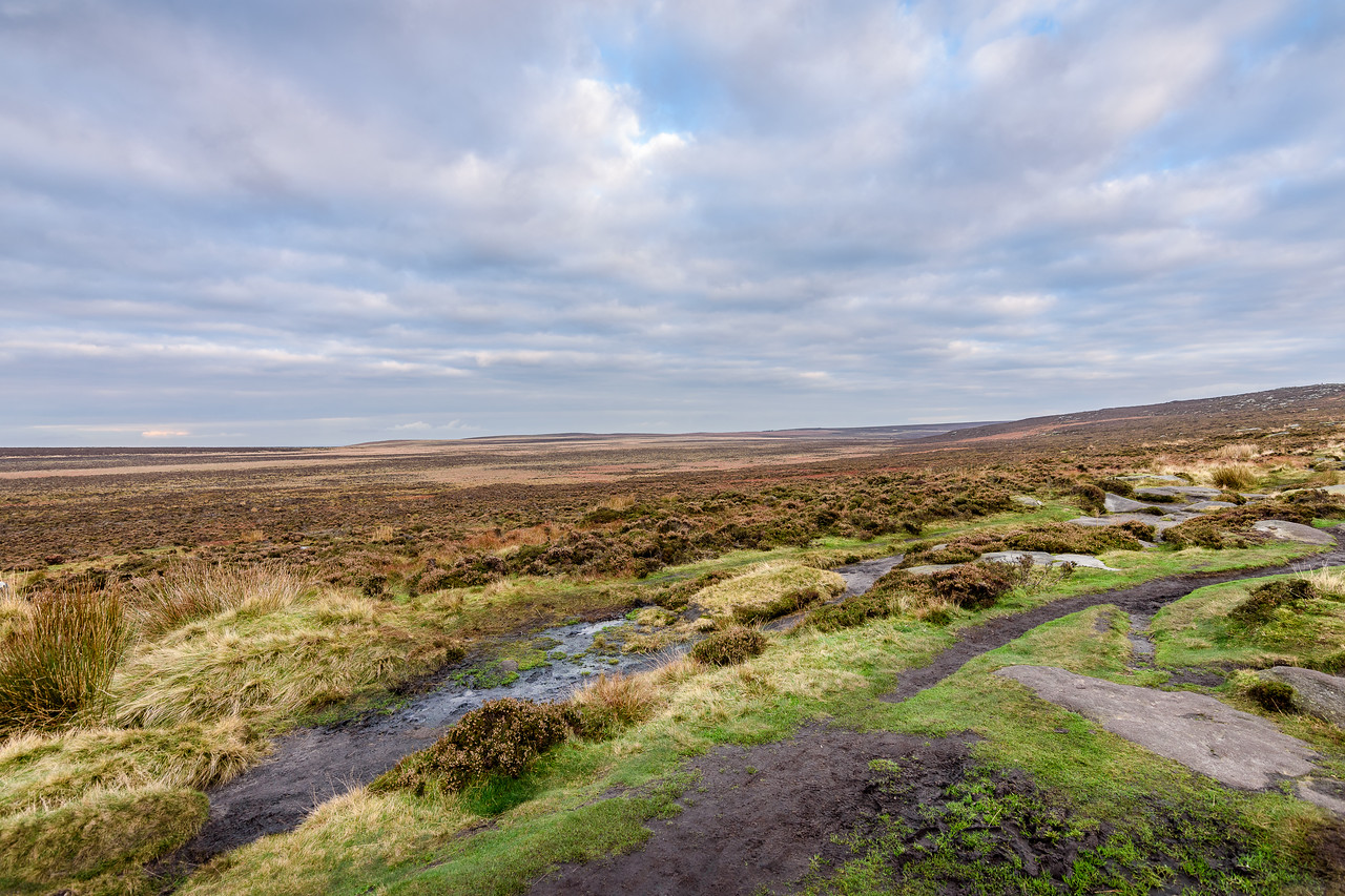Hathersage to Stanage walk #4