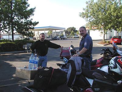 Yosemite; July 2005 Motorcycle Trip