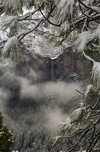 Bridal Veil Falls After The Storm