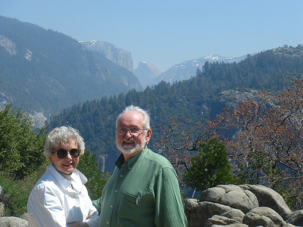 Yosemite 2008 (with Mom & Dad)