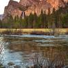 Yosemite Valley Sunset IV