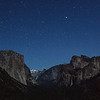 Tunnel View Stars