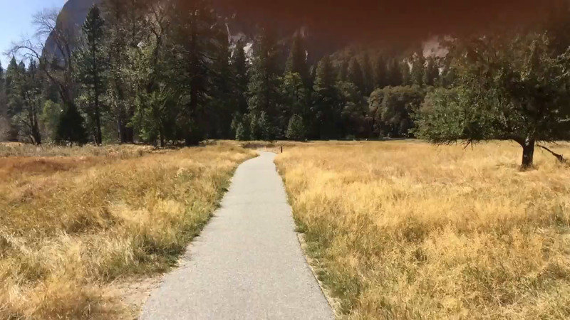 Video of a typical path through the valley - click to view