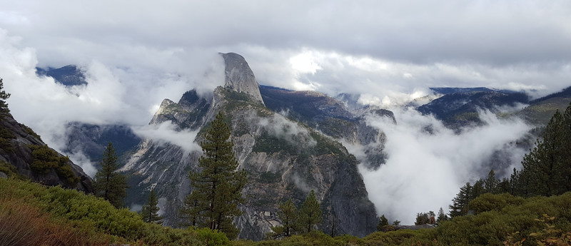 Half Dome clouds 10-2016 Original