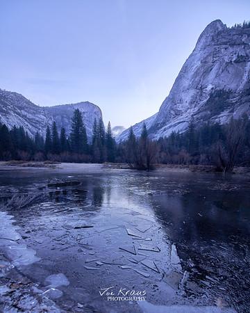 Mirror Lake Ice