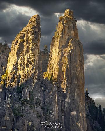 Towers of Granite Hybrid