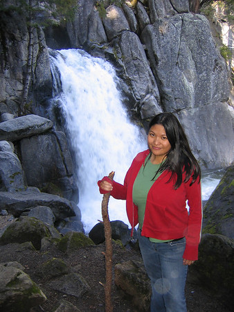 Yosemite - April 2005