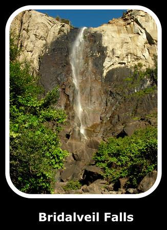 Yosemite Bordered Pics