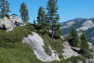 Glacier Point - Yosemite Nat'l Park