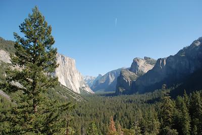 Tunnel View - Yosemite Nat'l Park