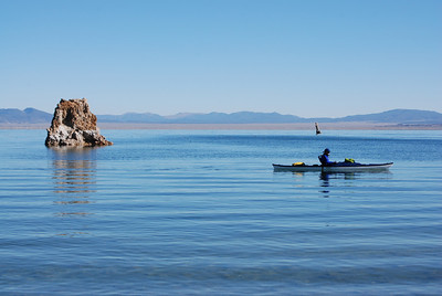 Mono Lake-Eastern Sierras