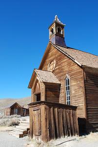 Bodie Ghost Town-Eastern Sierras