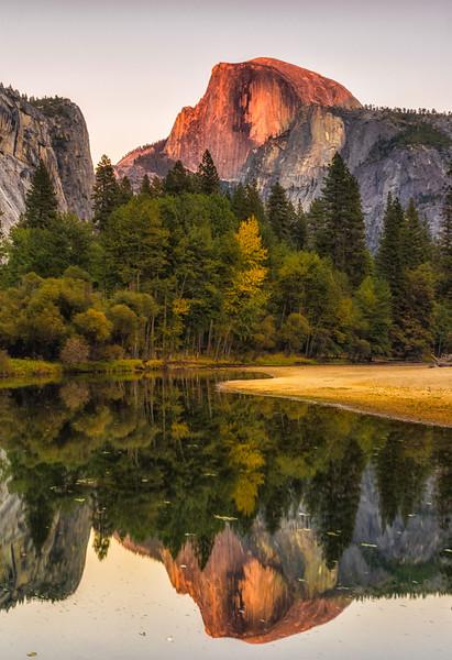 Yosemite Fall 2014