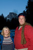 <h3>Mike, Louise and Half Dome</h3>I just barely remembered to take some pictures of ourselves.