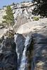 Falls near Ahwahnee hotel