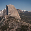 Half Dome, in Yosemite.