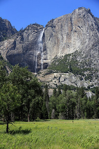 Upper Yosemite Fall, Yosemite