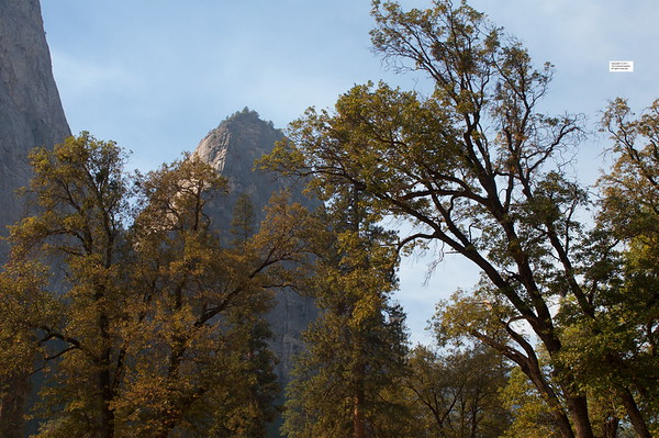 One of the Cathedral Rocks