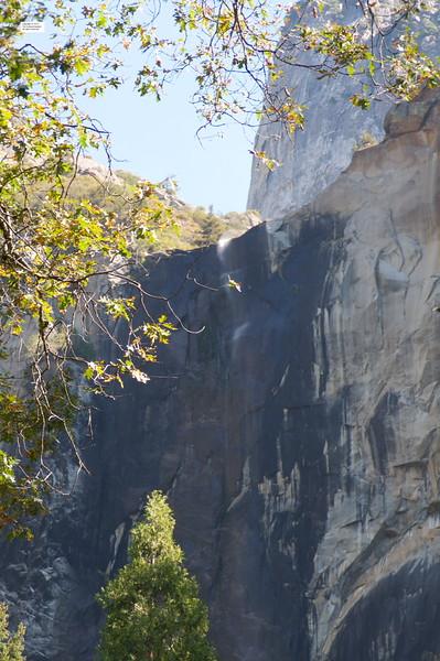 Almost a falls