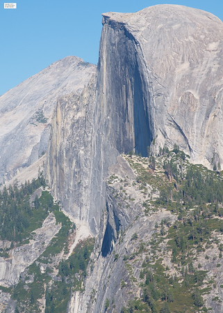 Half Dome, of course