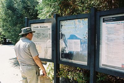 8/17/04 Valley Visitor Center, Yosemite National Park