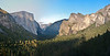 Yosemite National Park. Tunnel View Pano<br /> <br /> Photo by Dennis