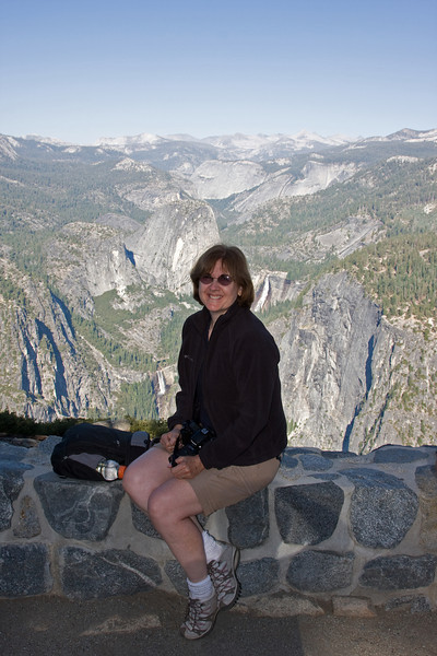 Yosemite National Park. Glacier Point<br /> <br /> Photo by Dennis