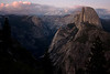 Yosemite National Park. The valley from Glacier Point.<br /> <br /> Photo by Deb