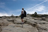 Yosemite National Park. Heading to the top of Sentinel Dome (EL. 8122) from Glacier Pt Road<br /> <br /> Photo by Deb
