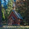 Chapel in Yosemite